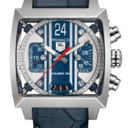 Ремонт часов Tag Heuer CAL5111.FC6299 Monaco Twenty Four McQueen в мастерской на Неглинной