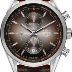 Ремонт часов Tag Heuer CAR-2112.FC-6267 SLR 300 SLR Calibre 1887 Limited Edition Automatic Chronograph 41 mm в мастерской на Неглинной