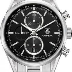 Ремонт часов Tag Heuer CAR2110 BA0720 Carrera Automatic Chronograph в мастерской на Неглинной