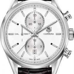 Ремонт часов Tag Heuer CAR2111.FC6266 Carrera Calibre 1887 Automatic Chronograph 41 mm в мастерской на Неглинной