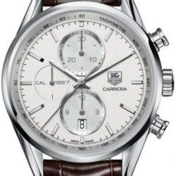 Ремонт часов Tag Heuer CAR2111.FC6291 Carrera Calibre 1887 Automatic Chronograph 41 mm в мастерской на Неглинной