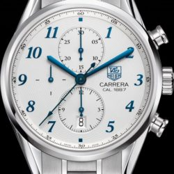 Ремонт часов Tag Heuer CAR2114.BA0724 Carrera Calibre 1887 Automatic Chronograph 41 mm в мастерской на Неглинной