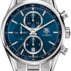 Ремонт часов Tag Heuer CAR2115 BA0724 Carrera Automatic Chronograph в мастерской на Неглинной
