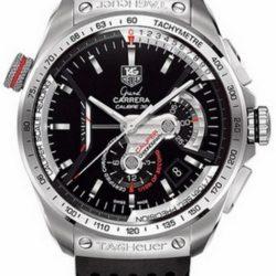 Ремонт часов Tag Heuer CAV-5115.FT-6019 Grand Carrera 36 RS Caliper Automatic Chronograph 43 в мастерской на Неглинной