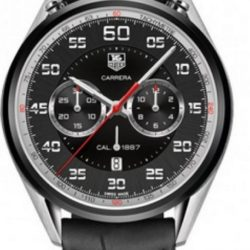 Ремонт часов Tag Heuer CAV-511A.BA-0902 Grand Carrera Calibre 17 Automatic Chronograph 43 mm в мастерской на Неглинной
