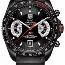 Ремонт часов Tag Heuer CAV-518B.FT-6016 Grand Carrera Calibre 17 RS2 Automatic Chronograph 43 mm в мастерской на Неглинной