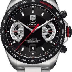 Ремонт часов Tag Heuer CAV511C.BA0904 Grand Carrera Calibre 17 Automatic Chronograph 43 mm в мастерской на Неглинной