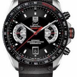Ремонт часов Tag Heuer CAV511C.FT6016 Grand Carrera Calibre 17 Automatic Chronograph 43 mm в мастерской на Неглинной