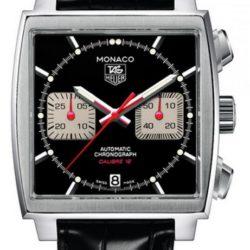 Ремонт часов Tag Heuer CAW2114.FC6177 Monaco Calibre 12 Automatic Chronograph 39 mm в мастерской на Неглинной