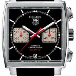 Ремонт часов Tag Heuer CAW2114.FT6021 Monaco Calibre 12 Automatic Chronograph 39 mm в мастерской на Неглинной