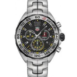 Ремонт часов Tag Heuer CAZ1013.BA0883 Formula1 Chronograph Senna Edition в мастерской на Неглинной