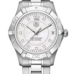Ремонт часов Tag Heuer WAF1312.BA0817 Aquaracer Diamond Dial 32 mm в мастерской на Неглинной