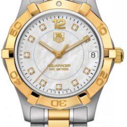 Ремонт часов Tag Heuer WAF/1320.BB/0820 Aquaracer Diamond Dial 32 mm в мастерской на Неглинной