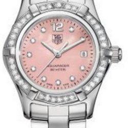 Ремонт часов Tag Heuer WAF141B.BA0824 Aquaracer Diamond Dial and Bezel 27 mm в мастерской на Неглинной