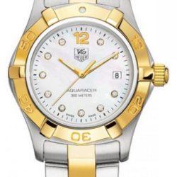 Ремонт часов Tag Heuer WAF1425.BB0825 Aquaracer Diamond Dial 27 mm в мастерской на Неглинной