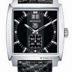 Ремонт часов Tag Heuer WAW1310.FC6216 Monaco Grande Date Diamond Dial 37 mm в мастерской на Неглинной