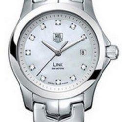 Ремонт часов Tag Heuer WJF1317.BA0572 Link Diamond Dial 27 mm в мастерской на Неглинной