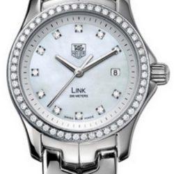 Ремонт часов Tag Heuer WJF1319.BA0572 Link Diamond Dial and Bezel 27 mm в мастерской на Неглинной