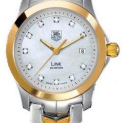 Ремонт часов Tag Heuer WJF1353.BB0581 Link Link Diamond Dial 27 mm в мастерской на Неглинной