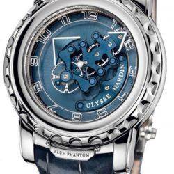 Ремонт часов Ulysse Nardin 020-81 Freak Blue Phantom в мастерской на Неглинной