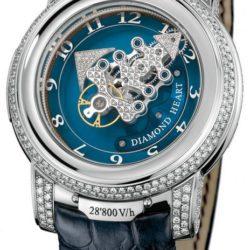 Ремонт часов Ulysse Nardin 029-80 Freak 28'800 V/h Diamond Heart Limited Edition 99 в мастерской на Неглинной