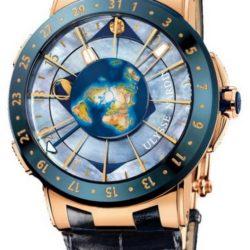 Ремонт часов Ulysse Nardin 1062-113 Specialities Moonstruck в мастерской на Неглинной
