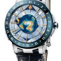 Ремонт часов Ulysse Nardin 1069-113 Specialities Moonstruck в мастерской на Неглинной