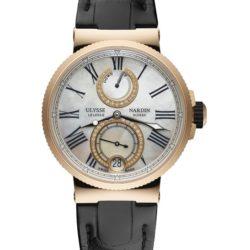 Ремонт часов Ulysse Nardin 1182-160/490 Marine Manufacture Chronometer Lady в мастерской на Неглинной