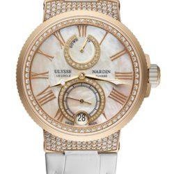 Ремонт часов Ulysse Nardin 1182-160C/490 Marine Manufacture Chronometer Lady в мастерской на Неглинной