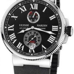 Ремонт часов Ulysse Nardin 1183-122-3/42 V2 Marine Manufacture Chronometer в мастерской на Неглинной