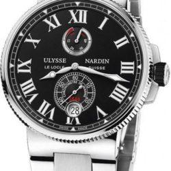 Ремонт часов Ulysse Nardin 1183-122-7M/42 V2 Marine Manufacture Chronometer в мастерской на Неглинной