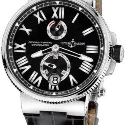 Ремонт часов Ulysse Nardin 1183-122/42 Marine Manufacture Chronometer 45 mm Steel в мастерской на Неглинной