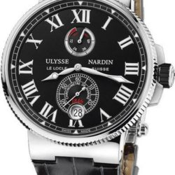 Ремонт часов Ulysse Nardin 1183-122/42 V2 Marine Manufacture Chronometer в мастерской на Неглинной
