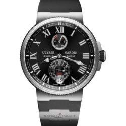 Ремонт часов Ulysse Nardin 1183-126-3/42 Marine Manufacture Chronometer в мастерской на Неглинной