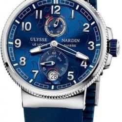 Ремонт часов Ulysse Nardin 1183-126LE-3/63_MON Maxi Marine Diver Monaco 2013 в мастерской на Неглинной