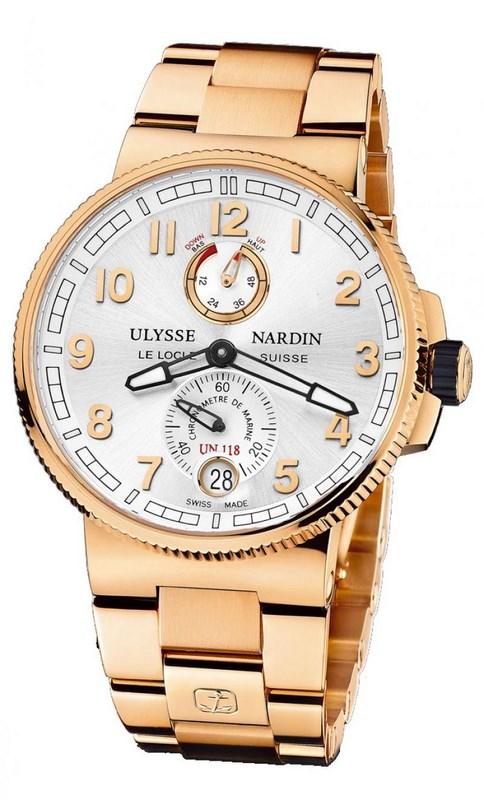 часы ulysse nardin marine chronometer manufacture наносить