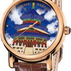 Ремонт часов Ulysse Nardin 136-11/TEM Classico Cloisonne в мастерской на Неглинной