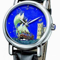 Ремонт часов Ulysse Nardin 139-10/ACH Classico Cloisonne в мастерской на Неглинной