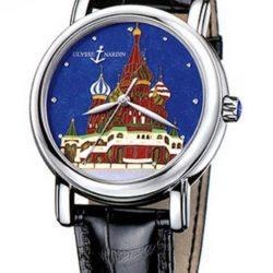 Ремонт часов Ulysse Nardin 139-10/KREM Specialities Kremlin Set в мастерской на Неглинной