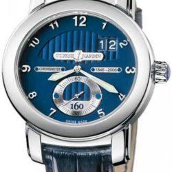 Ремонт часов Ulysse Nardin 1600-100 Specialities Anniversary 160 в мастерской на Неглинной