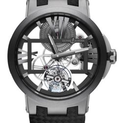Ремонт часов Ulysse Nardin 1713-139 Specialities Executive Tourbillon в мастерской на Неглинной
