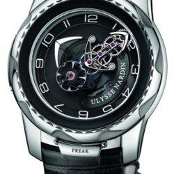 Ремонт часов Ulysse Nardin 2050-131 Freak Cruiser в мастерской на Неглинной