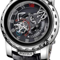 Ремонт часов Ulysse Nardin 2080-115 Freak Diavolo в мастерской на Неглинной