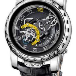 Ремонт часов Ulysse Nardin 2089-115 Freak Diavolo Rolf 75 в мастерской на Неглинной