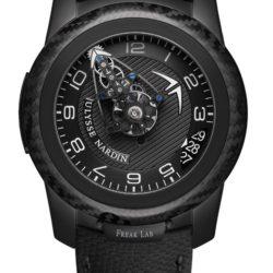 Ремонт часов Ulysse Nardin 2103-138/CF-BQ Freak FreakLab в мастерской на Неглинной