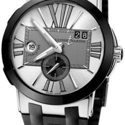 Ремонт часов Ulysse Nardin 243-00-3/421 Executive Dual Time Executive Dual Time 43mm в мастерской на Неглинной