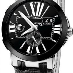 Ремонт часов Ulysse Nardin 243-00/42 Executive Dual Time Executive Dual Time 43mm в мастерской на Неглинной