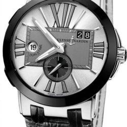 Ремонт часов Ulysse Nardin 243-00/421 Executive Dual Time Executive Dual Time 43mm в мастерской на Неглинной