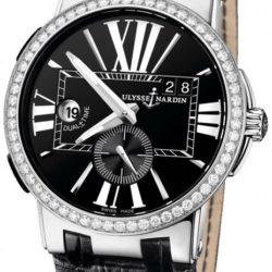 Ремонт часов Ulysse Nardin 243-00B/42 Executive Dual Time Executive Dual Time 43mm в мастерской на Неглинной