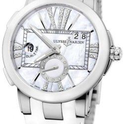 Ремонт часов Ulysse Nardin 243-10-3/391 Executive Dual Time Lady Steel в мастерской на Неглинной